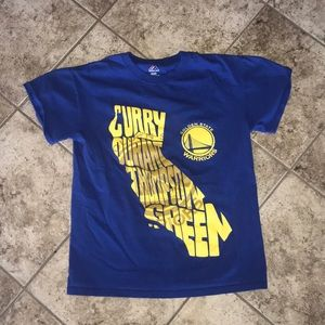 Majestic Golden State Warriors T-shirt size S